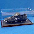 Hot Sale Cheap Sneaker Acrylic Shoe Box Display for Store, Acrylic Shoe stand Clear Plastic Shoe Box Wholesale