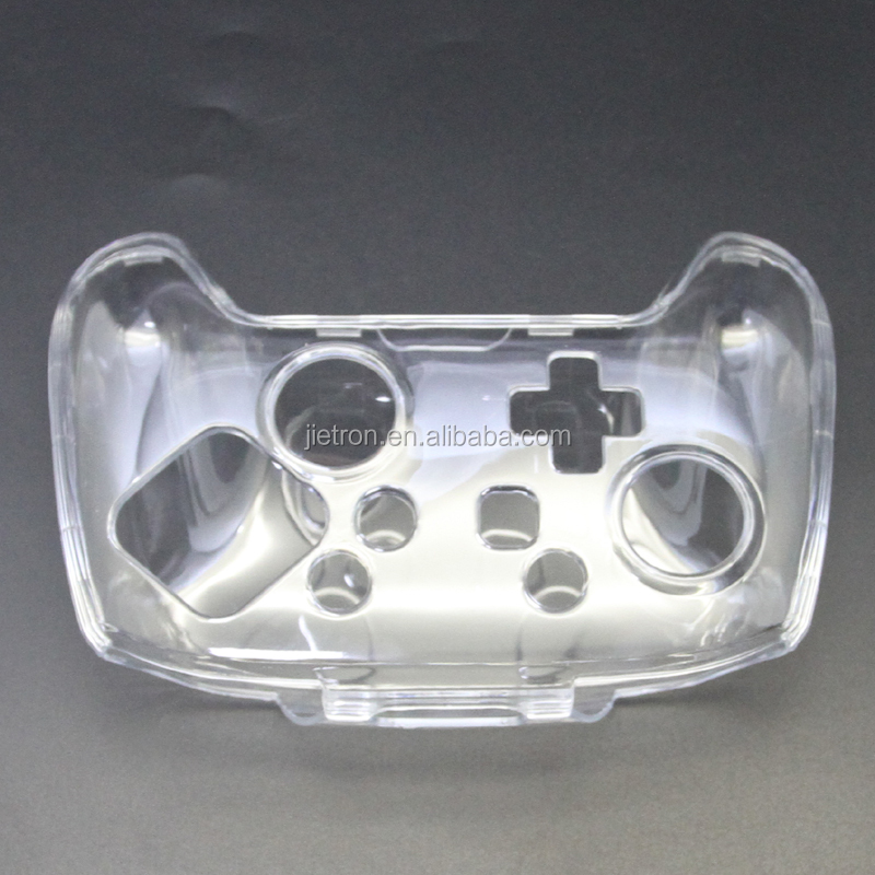 New Arrive and High Quality Crystal Case For Nintendo Switch Pro Controller