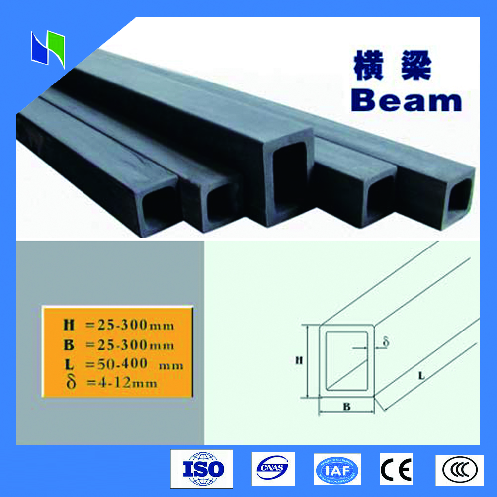 Shuttle kiln used High strength Sic beam
