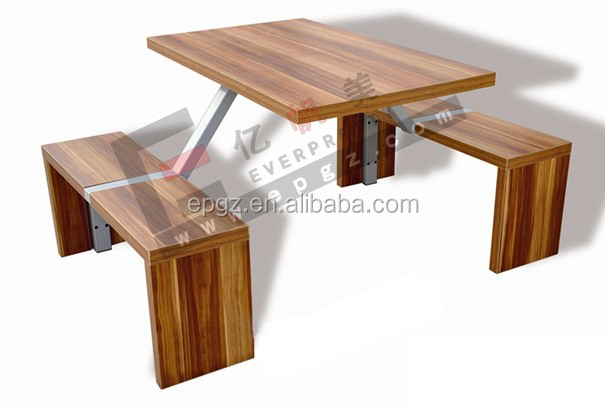 Modern Design Laminated Dining Table Dining Furniture