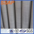 stainless steel crimped mining square wire mesh