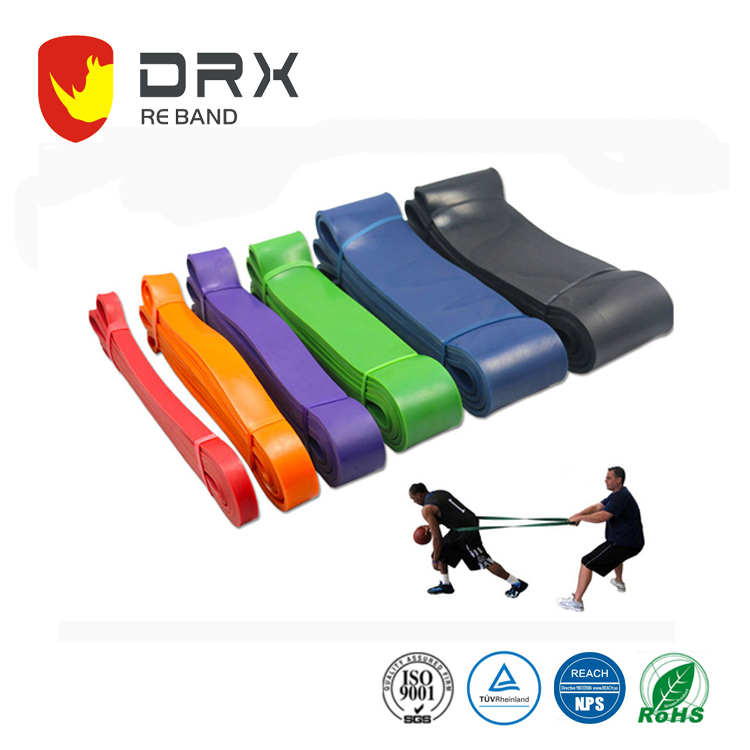 manufacturing custom elastic resistance band exercises