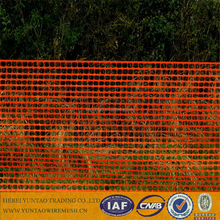 Factory plastic road safety fencing