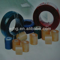 plastic PVC Wrapper for wire rod coil packing