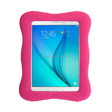 Rugged SHOCKPROOF bouncy impact resistant 9.7 inch tablet case for kids,smart cover case for samsung galaxy tabA 9.7''