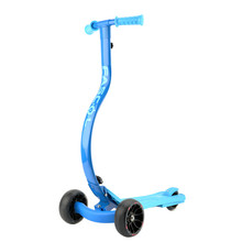 Cheap aluminium foldable kids adult scooter flicker 3 wheels scooter wholesale from China