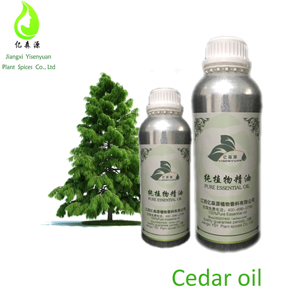 OEM / ODM Cedar Essential Oil Cedarwood Oil Natural Products
