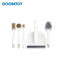 BOOMJOY Mini Plastic Household Cleaning Brush Set