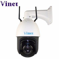 2.0MP 18X PTZ Camera 360 degree indoor outdoor wireless 3G 4G IP PTZ dome camera outdoor