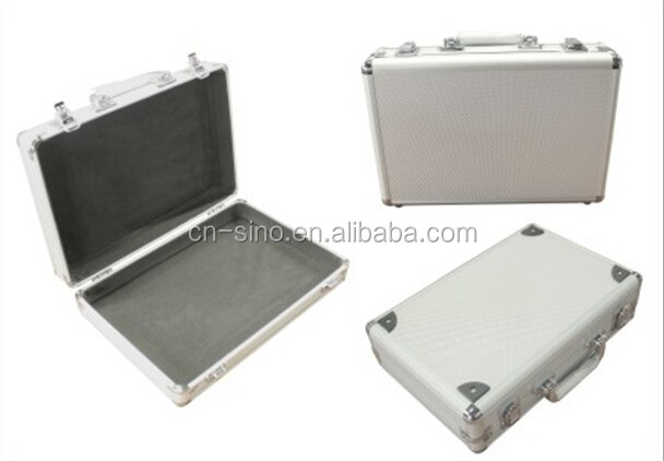 Aluminum Tablets Cases With Foam Insert