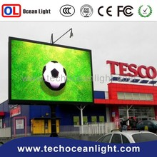 led display board zamak injection die casting basketball scoreboard with shot clock