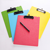 Eco-friendly a4 pp writing clipboard 4x6 clipboard