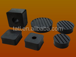 Rubber cushion Rubber shock pad Various rubber products