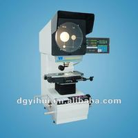 2d vertical optical measuring profile projector for small parts