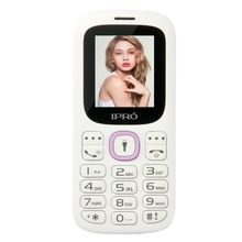 "IPRO new wholesale 1.77"" inch quad band dual sim very big sound mobile phone with FCC CE certificate"