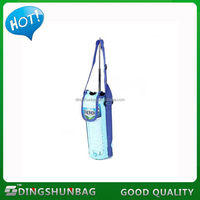 Good quality new products reusable wine bottle tote bag
