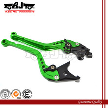 BJ-LS-003-F25/K25 For Kawasaki Ninja 250/300 CNC Long Clutch Brake Lever