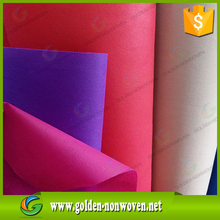 Manufacturing process of 100% polypropylene spunbond non woven fabric is eco friendly