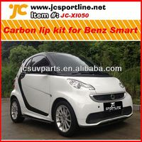 Smart fortwo carbon fiber body kit For Mercedes Benz