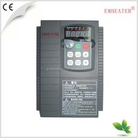 220V-240V single phase 4kw vector variable frequency drive/VFD ac speed controller 60hz 50hz