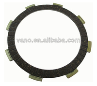 Wholesale paper CG125 clutch plate motorcycle clutch plate