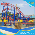 Changda thrilling spin pulley theme park rides