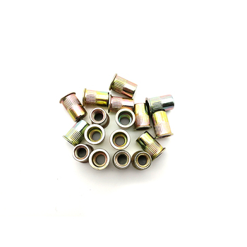 m6 full hex rivet nut