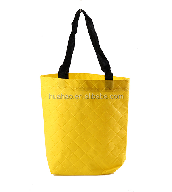 new products promotional non woven tote fabric bag