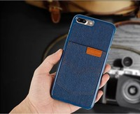 hot sale products free sample new design leather back cover for apple iphone 7plus