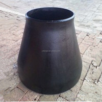 carbon steel a234 wpb pipe reducer