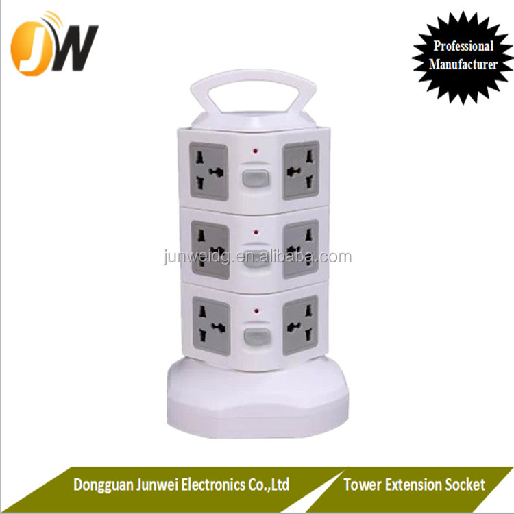 Malaysia Night Light Socket Generator Plug and Socket Universal Outlet Strip