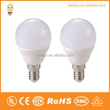 Glass Cover Dimming E26 Warm White 18W LED Bulb Light