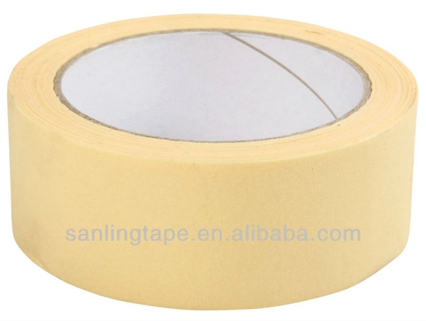 Colored Waterproof Automotive Masking Tape