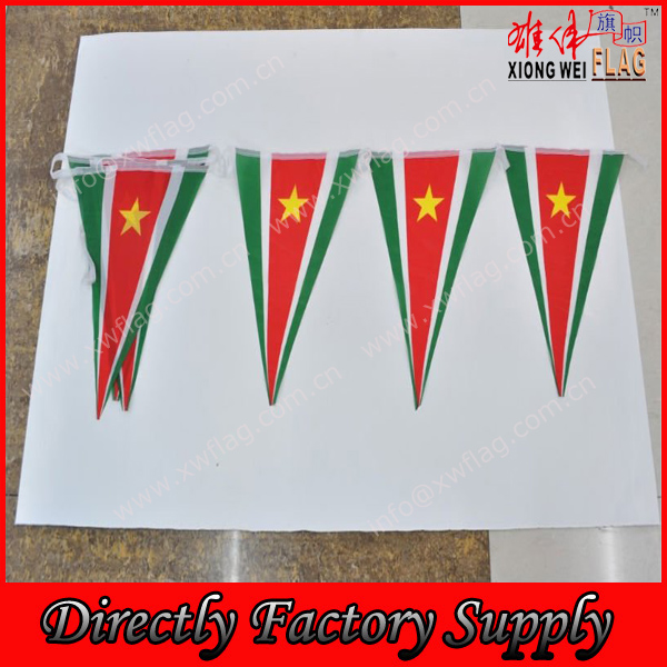custom string flags
