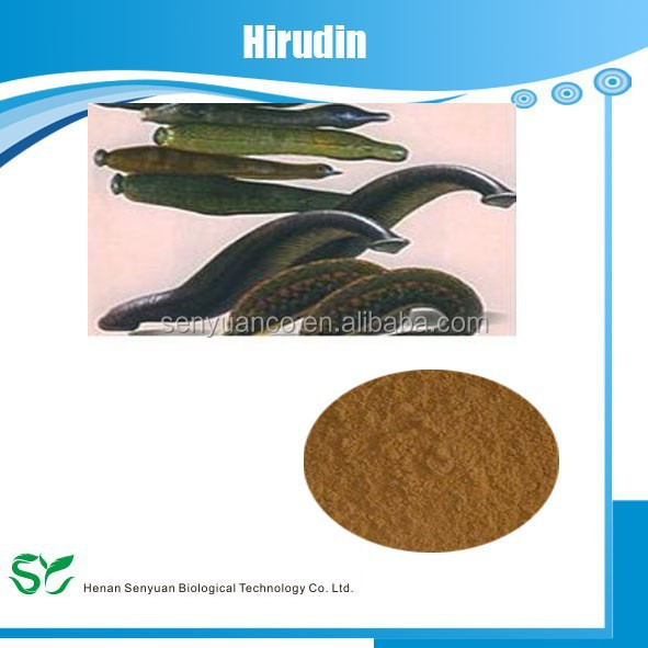 Top quality Hirudin, free sample,KOSHER HALAL certified manufacture