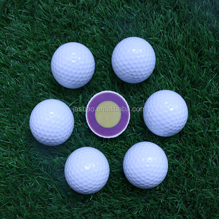 Customized Four pieces match Golf balls