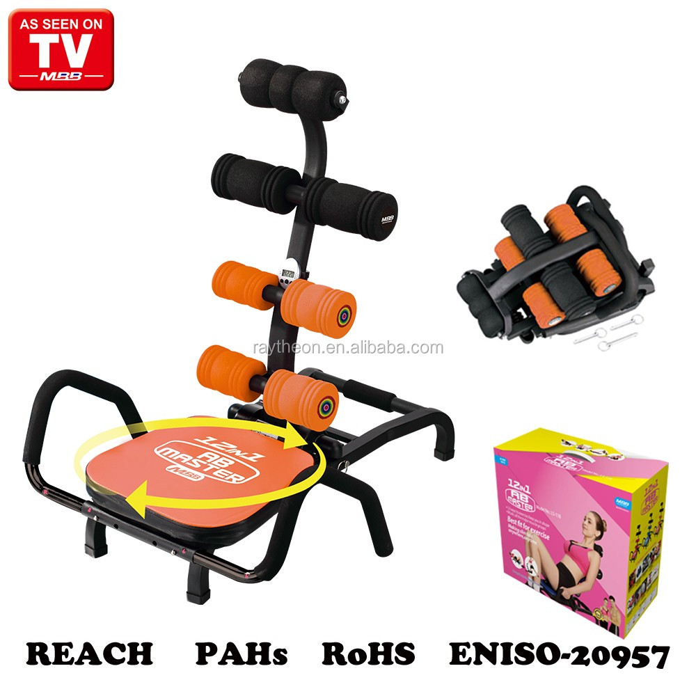 Wholesale Home Fitness Portable Abdomianal Exercise Equipment