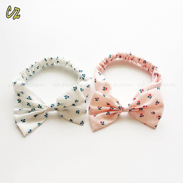 Korea style fancy cute butterfly hairbands headbands for girls