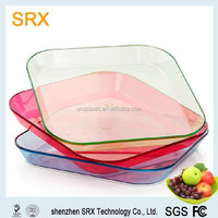 custom high quality plastic dish,CUSTOMIZED fruit plastic dish factory,CUSTOMIZED plastic bowl in factory price