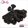 Wholesale aunty funmi hair, double drawn spring curl funmi human hair
