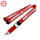 Made in China recycled lanyard for sport medals