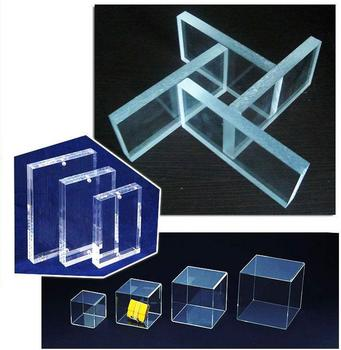 Wholesale high quality PMMA plexiglass sheets transparent and colored acrylic box sheet