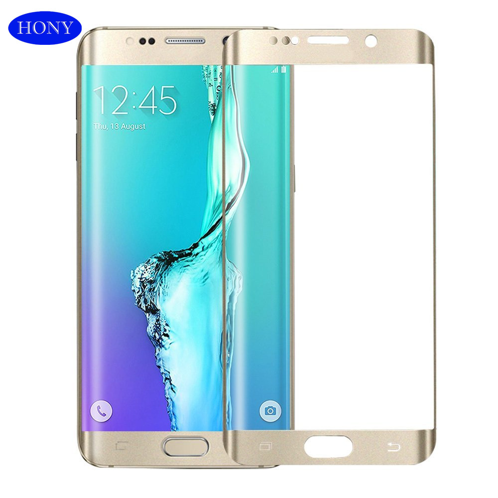 Samsung Mobile Phone S7 Edge tempered glass phone screen protector