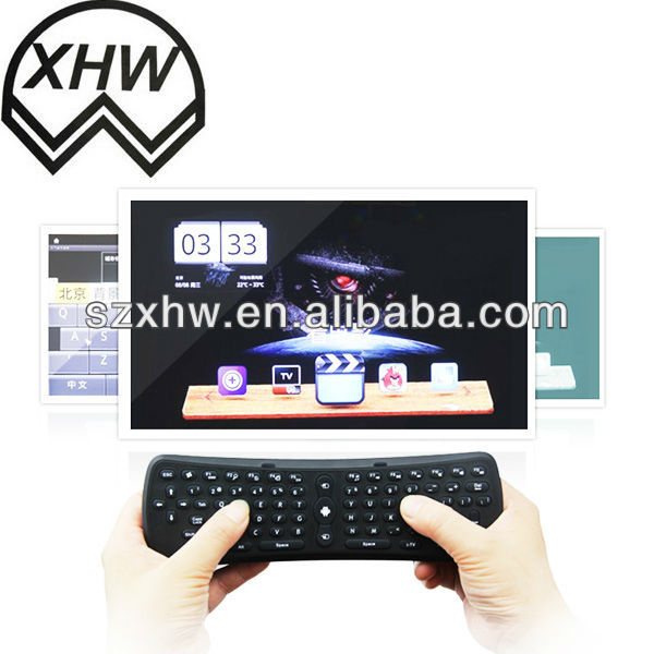 Fashional Air Mouse with 75 Key Keyboard
