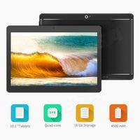cheap price Smart 4G phone call 10 inch android 6.0 factory price tablet laptop