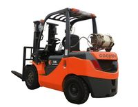 natural gas 3.5ton forklift trucks price for sale