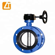 dn150 6 inch valvulas mariposa ghibson concentric flanged butterfly valve