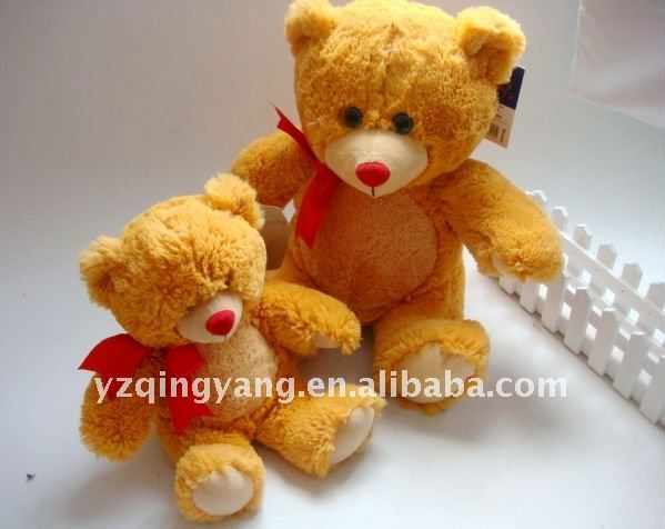 all new design electronic stuffed plush teddy bear baby toy