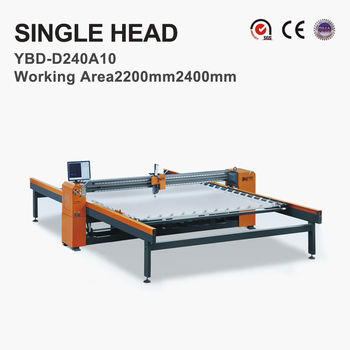 YBD-D240A10 Single Head Quilting Machine, 1500-2000 rpm