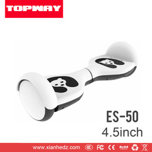Topway HOT SALE ES 50 4.5 inch self balancing electric scooter electric child scooter